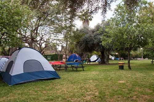 קמפינג בישראל